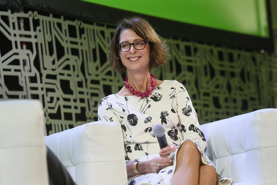 Fidelity Investments CEO Abigail Johnson.